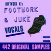 Thumbnail Juke & Footwork Vocals (by 5ifty$ix K)