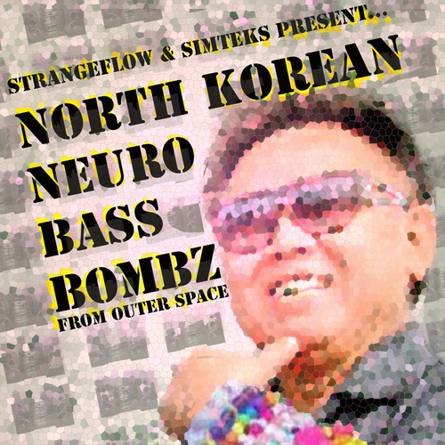 Product picture North Korean Neuro Bass Bombz From Outer Space (Samples)