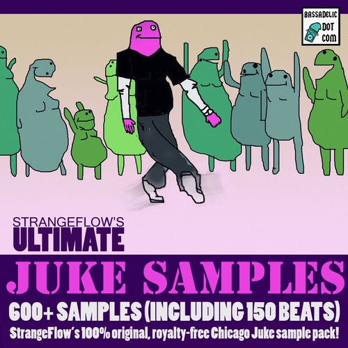 Product picture Strangeflows Ultimate Juke Samples