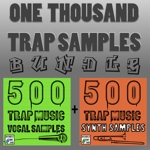Product picture 1000 Trap Samples Bundle