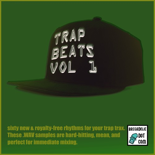 Product picture Trap Beats Vol. 1