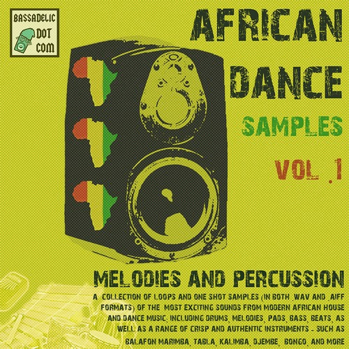 Product picture African Dance Samples 1: Melodies & Percussion