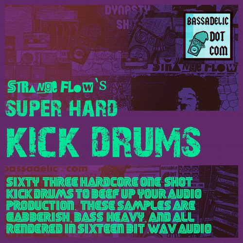 Product picture Super Hard Kick Drums