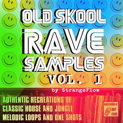 Product picture Old Skool Rave Samples (VOL 1)