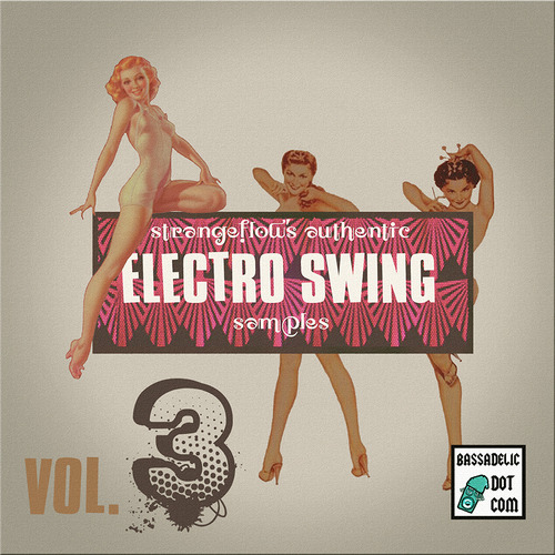 Product picture Electro Swing Samples VOL 3 ! (by StrangeFlow)