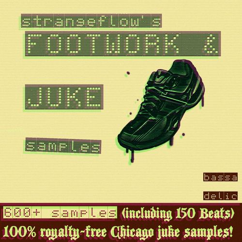 Product picture Footwork & Juke Samples (sf)